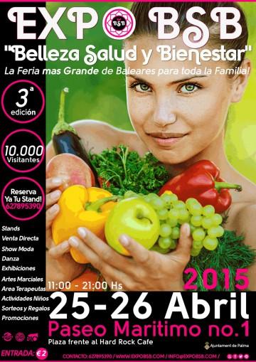 Expo BSB Belleza Salud y Bienestar 2015 v1.2